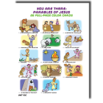 Cards for Parables